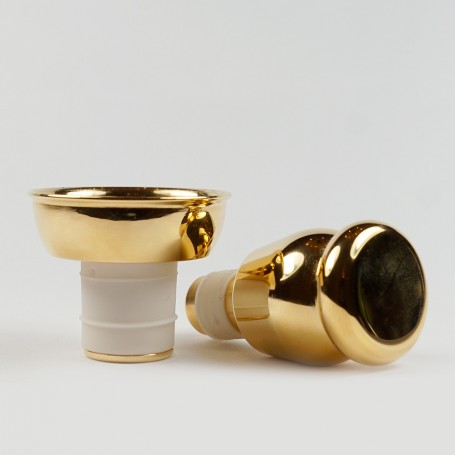 """Genthon's """"Elegance"""" in Gold plated"""